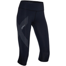 2XU Mid-Rise Compression Running Shorts Women black